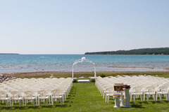 Think Outside Weddings & Receptions - Ceremony Venue - Saint Ignace, Michigan, 49781