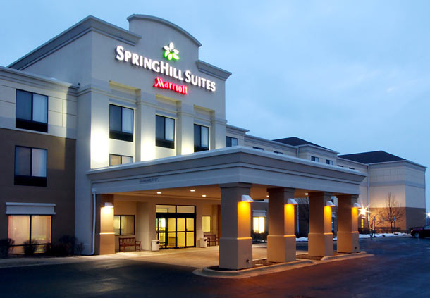 Spring Hill Suites Grand Rapids North - Hotels/Accommodations - 450 Center Drive, Grand Rapids, MI, United States