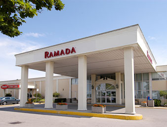 Hotel - Ramada London - Hotels/Accommodations, Reception Sites - 817 Exeter Road, London, ON, N6E 1L5