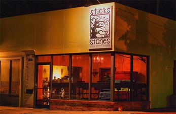 Sticks And Stones - Restaurants - 2200 Walker Ave, Greensboro, NC, 27403, US