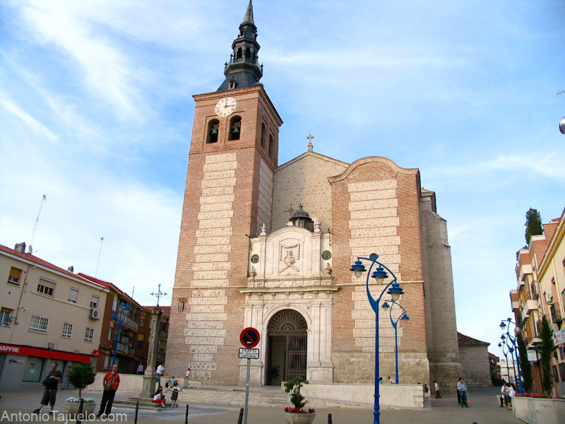 Catedral Santa Maria Magdalena - Ceremony Sites - Plaza Magdalena, S/N, Getafe, Comunidad de Madrid, Spain