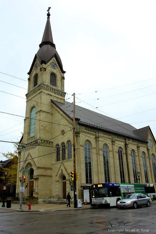 St. Hedwig Church - Ceremony Sites - 1702 N Humboldt Ave, Milwaukee, WI, 53202