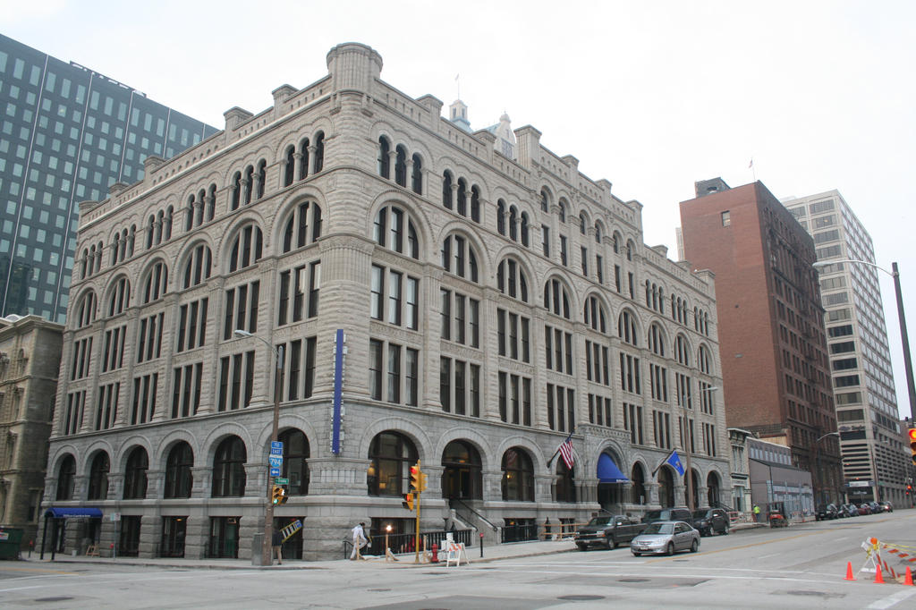 Hilton Garden Inn Milwaukee Downtown - Hotels/Accommodations - 611 North Broadway, Milwaukee, WI, United States