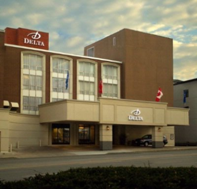 Delta Hotel - Hotels/Accommodations - 105 King St E, Kitchener, On