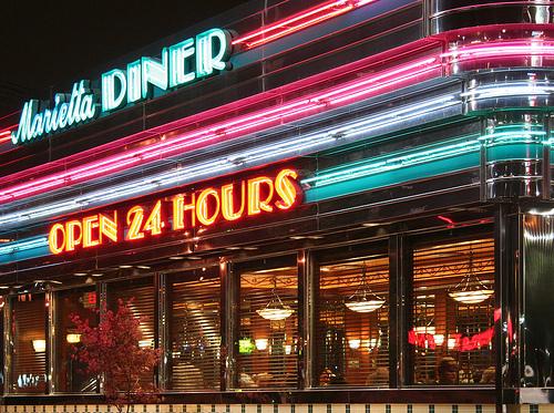Marietta Diner - Restaurants - 306 Cobb Pkwy S, Marietta, GA, United States
