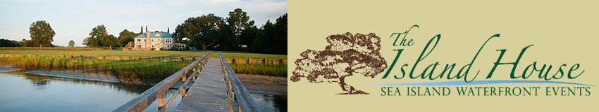 The Island House - Ceremony Sites, Attractions/Entertainment - 2658 Swygert Blvd., Johns Island, SC, 29455