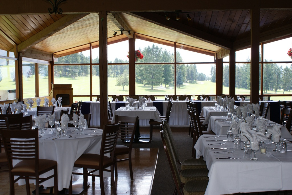 Mountainside Clubhouse - Reception Sites - 5175 Hot Springs Road, Fairmont Hot Springs, Canada