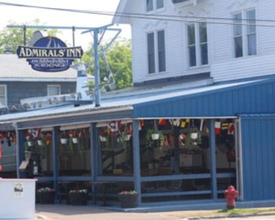 Admiral's Inn - Restaurants - 20 James Street, Alexandria Bay, NY, 13607