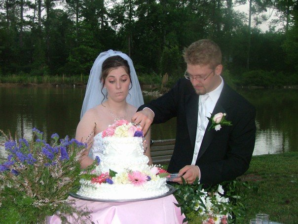 Back Yard Lake Wedding - Ceremony Sites, Reception Sites - 311 Cut Off Road Southwest, Plainville, GA, 30733, US