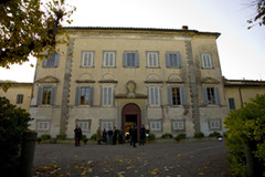 Crespina Wedding In September in Cascina Contina, Rosate, Italy