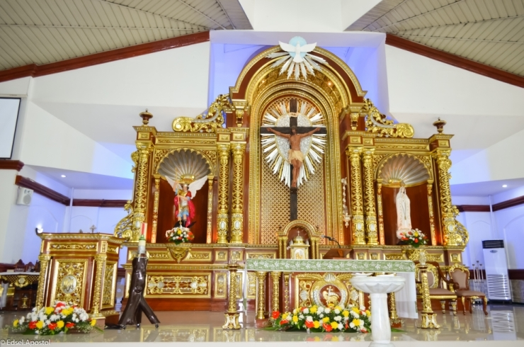 St. Michael The Archangel Parish - Ceremony Sites - Lt. Gen. Alfonso Arellano, NCR, PH