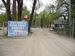Nature's Hideaway Campground - Camping - Foothills Dr, M.D. of Foothills, AB, Canada