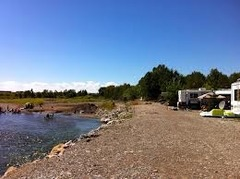 Riverbend Campground - Camping - 370 Avenue East, Okotoks, AB, Canada