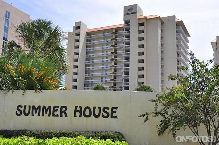 Summer House On Romar Beach - Ceremony Sites, Hotels/Accommodations - 25011 Perdido Beach Boulevard, Orange Beach, AL, 36561