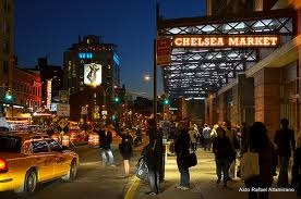Chelsea Market - Restaurants, Attractions/Entertainment, Shopping, Coffee/Quick Bites - 75 9th Avenue, New York, NY, United States