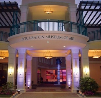 Boca Raton Museum Of Art - Attractions/Entertainment, Restaurants - 801 N Federal Hwy, Boca Raton, FL, United States