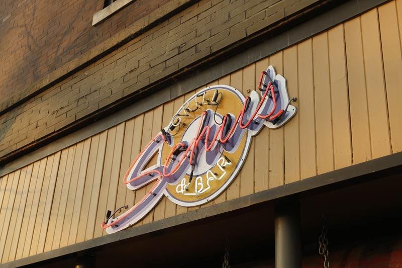 Schu's Grill & Bar - Restaurants - 501 Pleasant Street, St. Joseph, MI, 49085
