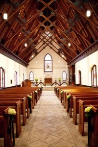 Saint Luke's Chapel - Ceremony Sites - 181 Ashley Avenue, Charleston, SC, United States