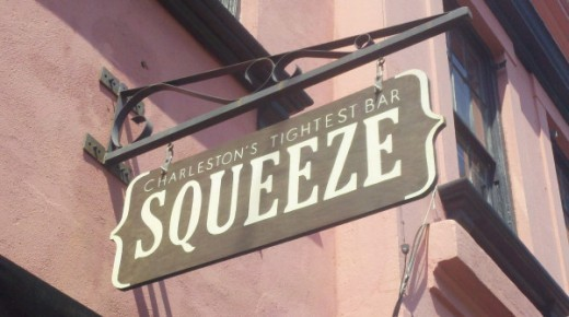Squeeze - Bars/Nightife - 213 East Bay Street, Charleston, SC, 29401