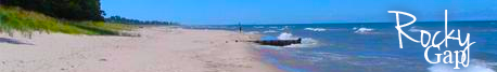 Rocky Gap Beach - Ceremony Sites - Rocky Gap Park, Rocky Gap Road, Benton Harbor, MI, 49022