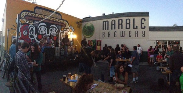 Marble Brewery - Restaurants - 111 Marble Ave. NW, Albuquerque, NM, United States