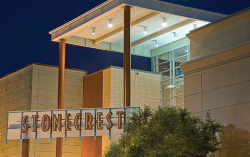 The Mall At Stonecrest - Shopping, Attractions/Entertainment - 2929 Turner Hill Rd, Lithonia, GA, 30038-2500
