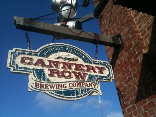 Cannery Row Brewing Company - Rehearsal Lunch/Dinner - 95 Prescott Avenue, Monterey, CA, United States