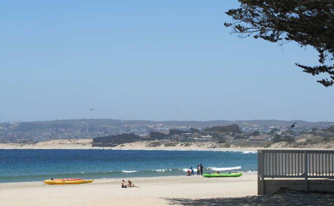 Monterey State Beach - Beaches - Sand City, CA, United States