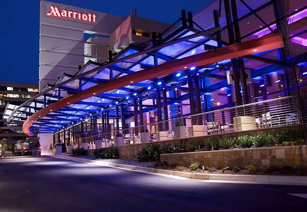Atlanta Marriot Buckhead Hotel - Hotels/Accommodations - 3405 Lenox Rd NE, Atlanta, GA, 30326