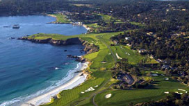 Pebble Beach - Beaches - Pebble Beach, Del Monte Forest, CA 93953, Del Monte Forest, California, US