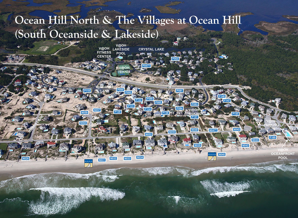 Parking - Attractions/Entertainment - 1142 Ocean Trail, Corolla, NC, 27927