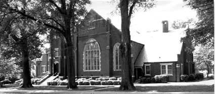 Hawthorne Lane United Methodist Church - Ceremony Sites - 501 Hawthorne Ln, Mecklenburg County, NC, 28204
