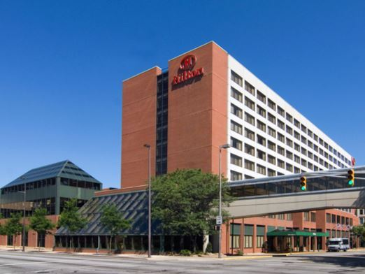 Hilton Hotel - Hotels/Accommodations - 1020 South Calhoun Street, Fort Wayne, IN, USA