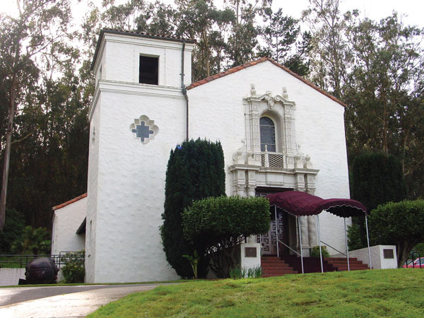Presidio Chapel - Ceremony Sites - 130 Fisher Loop, San Francisco, CA, 94129, US