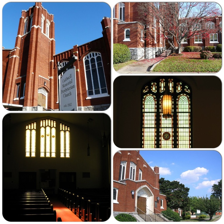 Caldwell Presbyterian Church - Ceremony Sites - 1609 E 5th St, Charlotte, NC, 28204