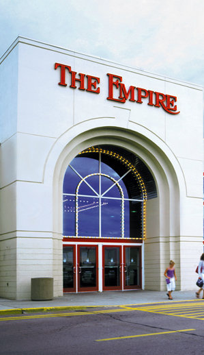The Mall - Attractions/Entertainment, Shopping - W Empire Mall, Sioux Falls, South Dakota, US