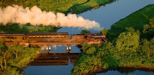 Essex Steam Train - Reception Sites, Attractions/Entertainment - 1 Railroad Ave, Essex, CT, United States