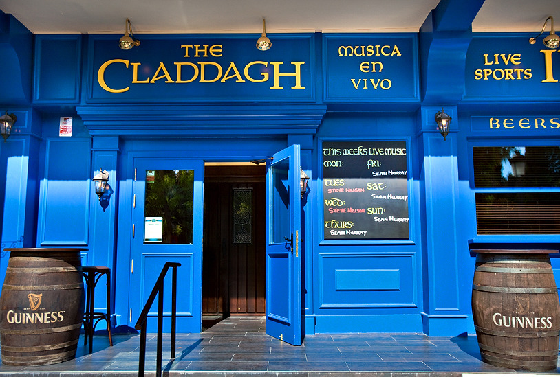 The Claddagh Bar - Attractions/Entertainment - Avenida Arias Maldonado, 16, Marbella, Malaga, Spain