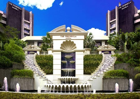 Dusit Thani Manila - Hotels/Accommodations - Urdaneta, Makati Avenue, Makati City, Metro Manila, Philippines
