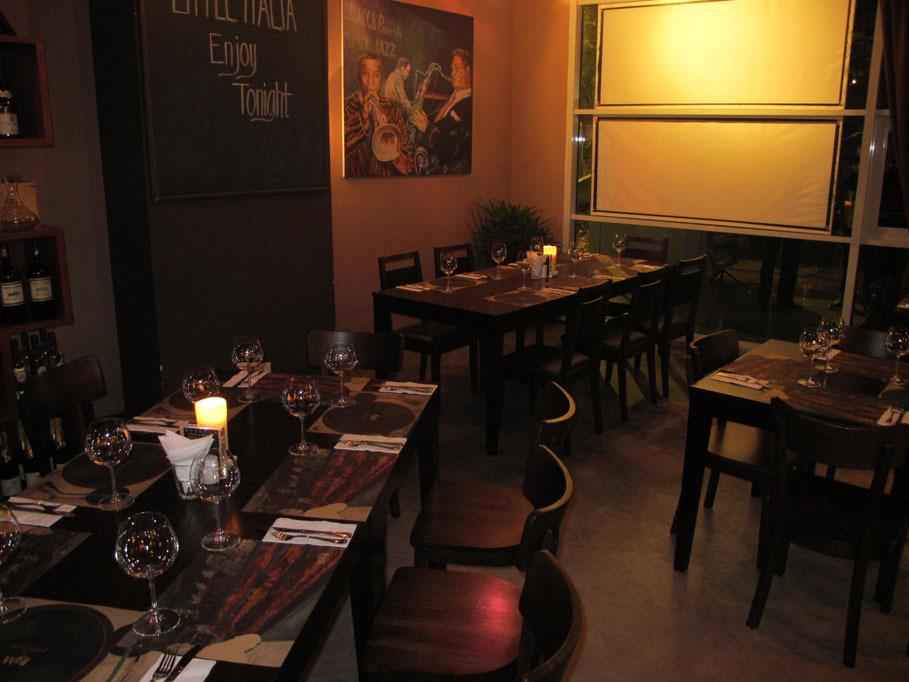 Delucca - Restaurants - One Residency Ground Floor, Jalan Nagasari, Kuala Lumpur, Federal Territory of Kuala Lumpur, 50200