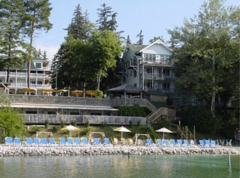 Elkhart Lake Wedding In August in Elkhart Lake, WI, USA
