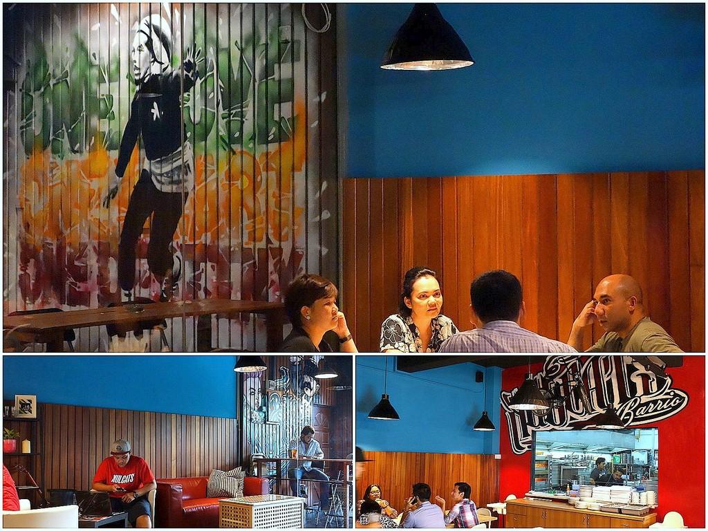 Kulcats Barrio Cafe - Restaurants - 35 Lorong Rahim Kajai 13, Taman Tun Dr Ismail, Kuala Lumpur, Federal Territory of Kuala Lumpur, 60000