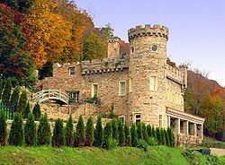 Berkeley Springs Castle - Ceremony Sites - 276 Cacapon Road, Berkeley Springs, WV, 25411