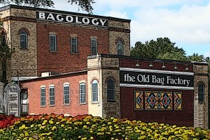 The Old Bag Factory - Reception Sites - 1100 Chicago Ave, Goshen, IN, 46528