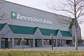 Bancorpsouth Arena - Attractions/Entertainment - 375 East Main Street, Tupelo, MS, 38804