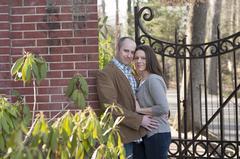 Burke Va Wedding In November in Tysons Corner, VA, USA