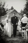 Fall City Wedding In August in Redmond, WA, USA