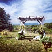 Our Wedding in Glen Arbor, MI, USA