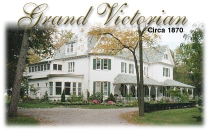 The Grand Victorian - Ceremony Sites, Ceremony & Reception, Reception Sites - 15618 Niagara Pkwy, Niagara-on-the-Lake, ON, L0S, CA