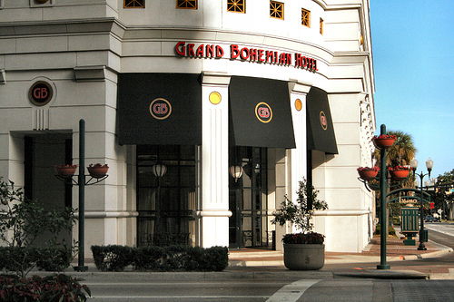 Grand Bohemian Hotel Orlando, Autograph Collection® - Reception Sites, Brunch/Lunch - Orlando, FL, US